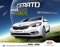 KIA Qatar Ads By: Mohamed Aziz