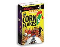 Corn Flakes-EURO 2012