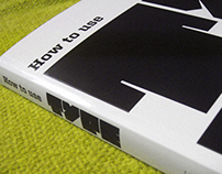 Book publication: HOW TO USE TYPE