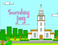 sunday jog