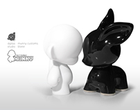 Diploo Studio Munny Customs