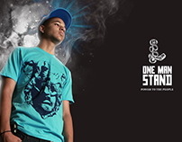 One Man Stand Branding and Apparel
