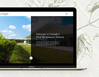 Southbrook Vineyards || Web Design