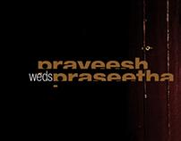 Praveesh weds Praseetha