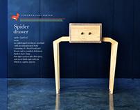 Spider drawer