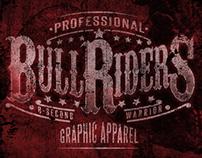 Professional Bull Riders - Apparel Design