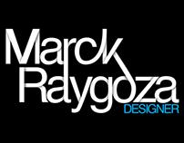 Marck Raygoza Personal Logo