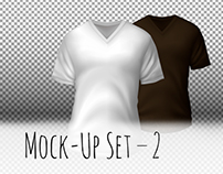 Vector Mock-Up Set – 2