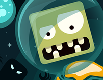 Monster Blocks - Android game