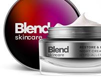 Blend Skincare Concept