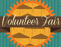 Passion in Action Volunteer Fair