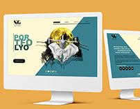 Portfolio Web Site Design