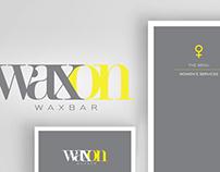 WAXON – BRANDING