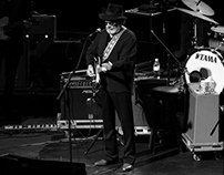 Merle Haggard: Photos of a Legend on the Stage