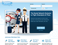 JetJoose Social Website