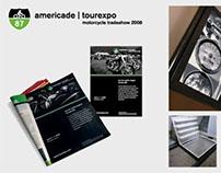 Ameicade | Tourexpo Rebrand