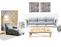 Interior furniture concepts - Fiji