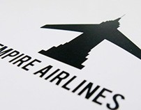 Logotype: Empire Airlines