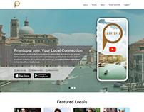 Wordpress website, design and development