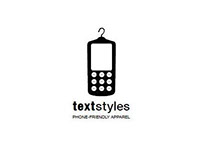 Logotype: textstyles
