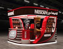 Nescafeَ Booth
