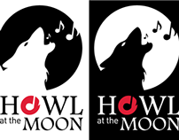 Howl at the Moon Rebrand