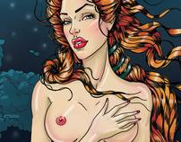 illustration for FHM