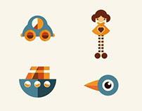Illustration -Cancer in children