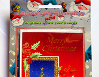 christmas & new year's cards