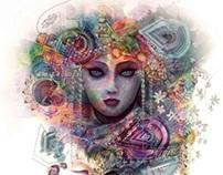 A Girl With Kaleidoscope Eyes