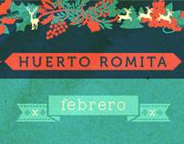 Seasonal Menu for Huerto Romita