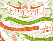 Huerto Romita flyer