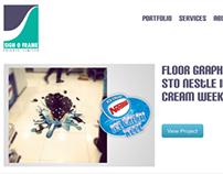 SIGN O FRAME Website