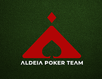 Logo Aldeia Poker Team