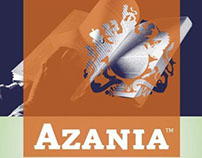 Azania font family