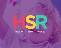 HSR Psychology [branding concept #2]