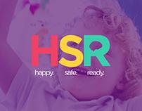 HSR Psychology [branding concept #2]