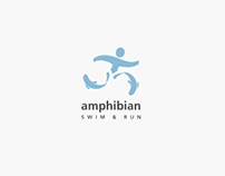 Amphibian - Logo and Identity