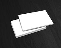 Business Card Presentation Templates PSD