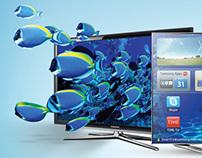 Samsung SmartTV 2012