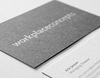 Workplace Concepts Branding
