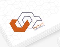 Cubic Art Rebranding