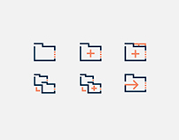 Icon Set / Dwell Data