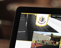 Lawn Tennis Club | website proposal