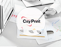 London City Print - ReBranding