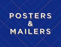 Advt Poster & Mailers