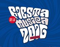Fiesta de la Música 2016 - Imagen Gráfica