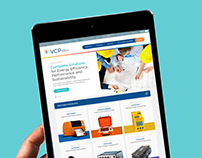 VCP | Branding Identity Website Design