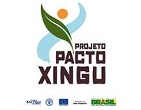 Logotype Redesign and Brandbook – Projeto Pacto Xingu