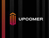 Upcomer - Brand Development
